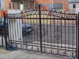 Kiemo vartai, Kiemo vartų automatika, montavimas,