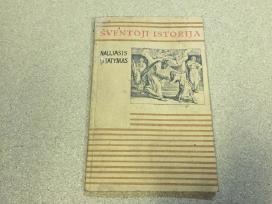 Knyga Sventoji istorija Naujasis istatymas