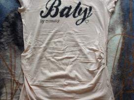 Marškinėliai, kelnės nėščiajai 14/16 New look 42/l