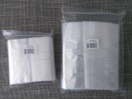 Zip Lock užsegami maišeliai