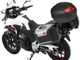 Dėklas Vienam Motociklo Šalmui 36 l, vidaxl