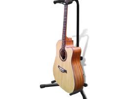 Reguliuojamas Stovas 1 Gitarai, vidaxl