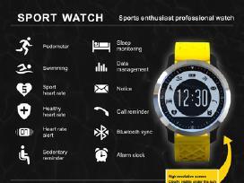 Sportinis laikrodis apyrankė laisvu ranku iranga