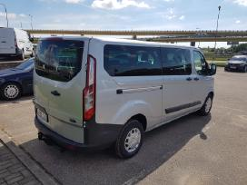 Mikroautobusų nuoma Ford Transit Custom