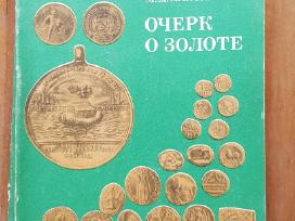 Knygos apie apdovanojimus, pinigus, numizmatika