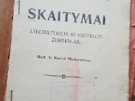 Grožinė literatūra ir kitos