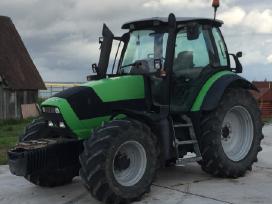 Deutz fahr agrotron m610 166hp traktorius - nuotraukos Nr. 2