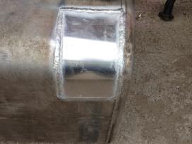 Aliuminio suvirinimas Klaipedoje ir jos apskrityje