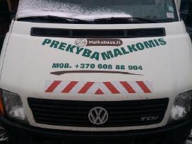 Malkos Vilkaviskyje ir rajone-malkubaze
