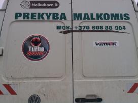 Malkos Kaune ir rajone-malkubaze