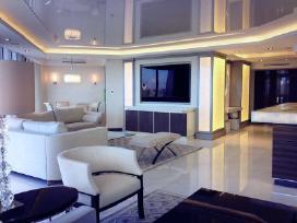 Įtempiamos lubos - kokybiškos ir sertifikuotos
