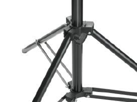 Fono Tvirtinimo Sistema su Juodu Fonu 600 x 300 cm