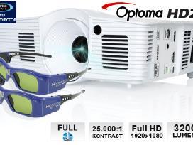Optoma, Benq, Epson full HD namu kino projektorius - nuotraukos Nr. 3