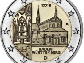 Vokietija 2 euro 2013 Baden-wurttem Adfgj