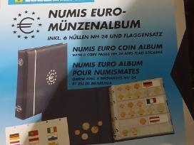 Albumas euro monetoms Numis firmos
