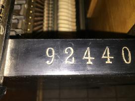 Parduodamas puikus vokiškas pianinas Ibach