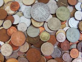 Perku viso pasaulio monetos