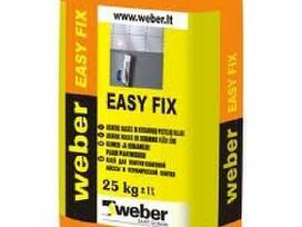 Elastingi klijai Easy Fix Weber 25kg