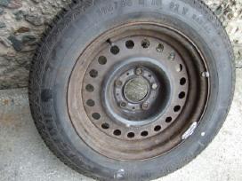 Bmw 520 Atsarginis ratas ir ratlankis