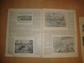 Laikrasciai ,Novoje Vremia, 1915, 1916mm - nuotraukos Nr. 4