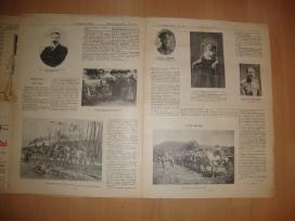 Laikrasciai ,Novoje Vremia, 1915, 1916mm