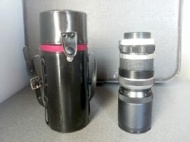 Pentax Sun Ys-es zoom objektyvas 1:4, 70–210mm.