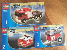 Lego konstruktorius 7239 - nuotraukos Nr. 5