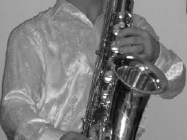 Saksofono muzika. Geliu pristatymas su muzika. - nuotraukos Nr. 8