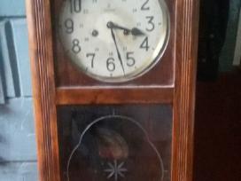 Vokiškas Gustav Becker laikrodis