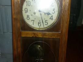 Vokiškas Gustav Becker laikrodis - nuotraukos Nr. 2