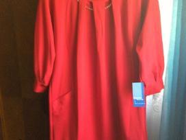 Nauja raudonos spalvos suknelė