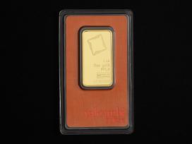 Investicinis auksas (Aukso luitai, monetos) - nuotraukos Nr. 3