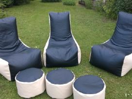 Naujas sėdmaišis - fotelis - nuotraukos Nr. 2