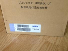 Nauja originali Nec projektoriaus lempa Np05lp