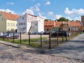 Patalpų nuoma Turgaus a. 23, Klaipėda, 114 kv.m.