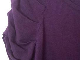 Violetinė suknelė tunika 14 d. - nuotraukos Nr. 2