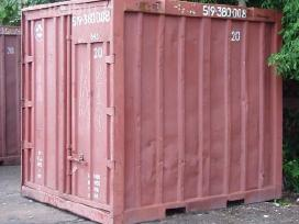 Parduodu - isnuomoju konteineri