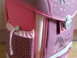 Mergaitiška kuprinė+sporto krepšys