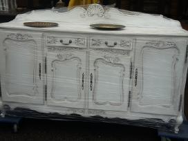 Chippendale komoda ( atrestauruota ) - nuotraukos Nr. 9