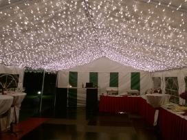 Led lempučių girliandų nuoma - nuotraukos Nr. 6