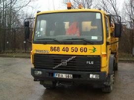 Nuotekų išvežimas Vilniuje, dirbame šeštadienį.