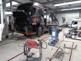 Ieškomas mechanikas Vilniuje ir Klaipėdoje