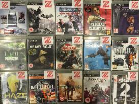 Originalūs PS3 žaidimai