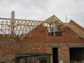 Stogų įrengimo darbai, rekonstrukcija, renovacija