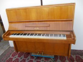 Kokybiški pianinai su garantija iki 5 metų