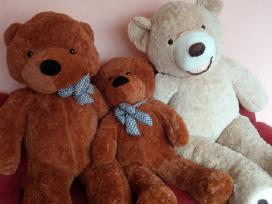 Pliušiniai Teddy bear didžiaburniai meškiai - nuotraukos Nr. 3