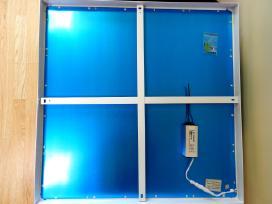 Led panelės Paviršinio montavimo 60x60 48w pigiau