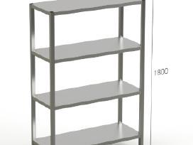 Nerūdijančio Plieno Stalai pagal poreikius - nuotraukos Nr. 5
