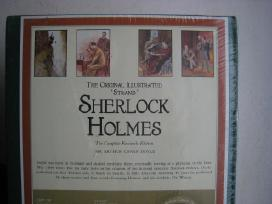 """Detektyvas """"Užrašai apie Šerloką Holmsą"""""""