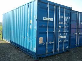 Jūriniai konteineriai. - nuotraukos Nr. 10